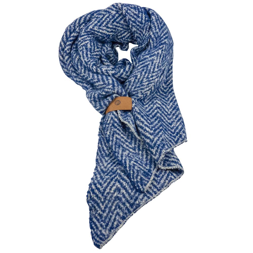 Sjaal Jet Donker Blauw