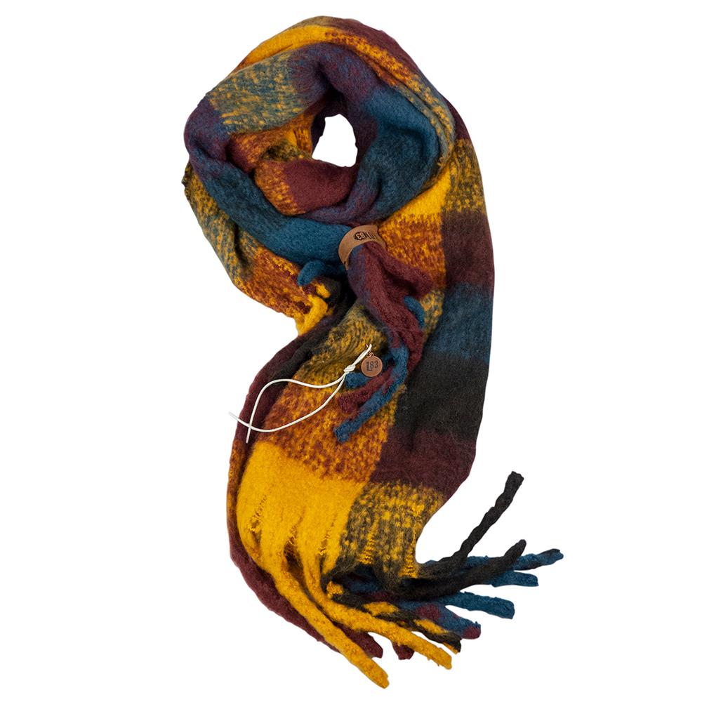 Sjaal Kaat Design 1