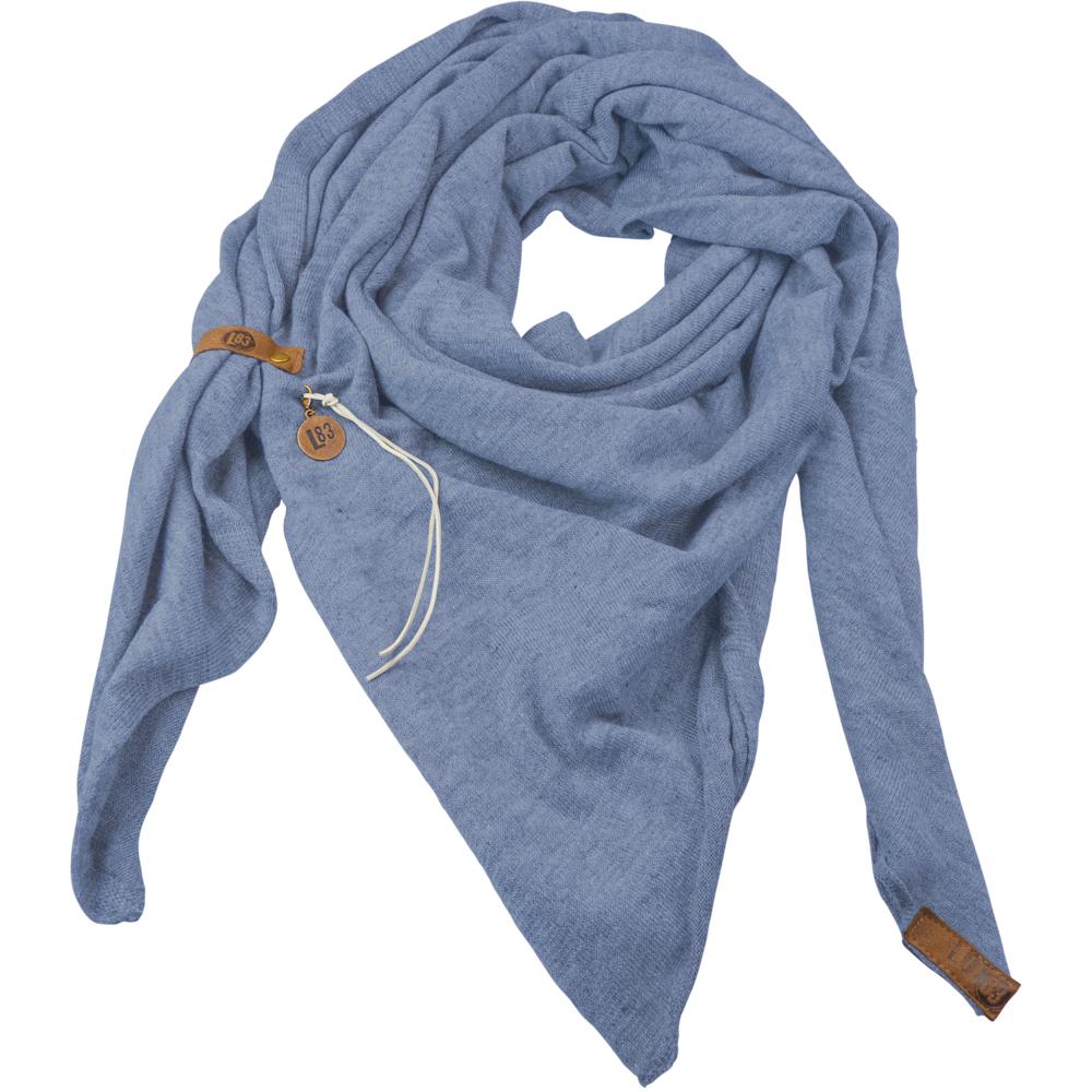 Sjaal Fien Lavendel