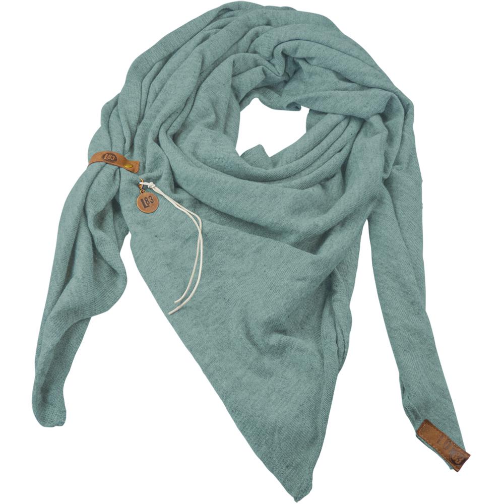 Sjaal Fien Mint