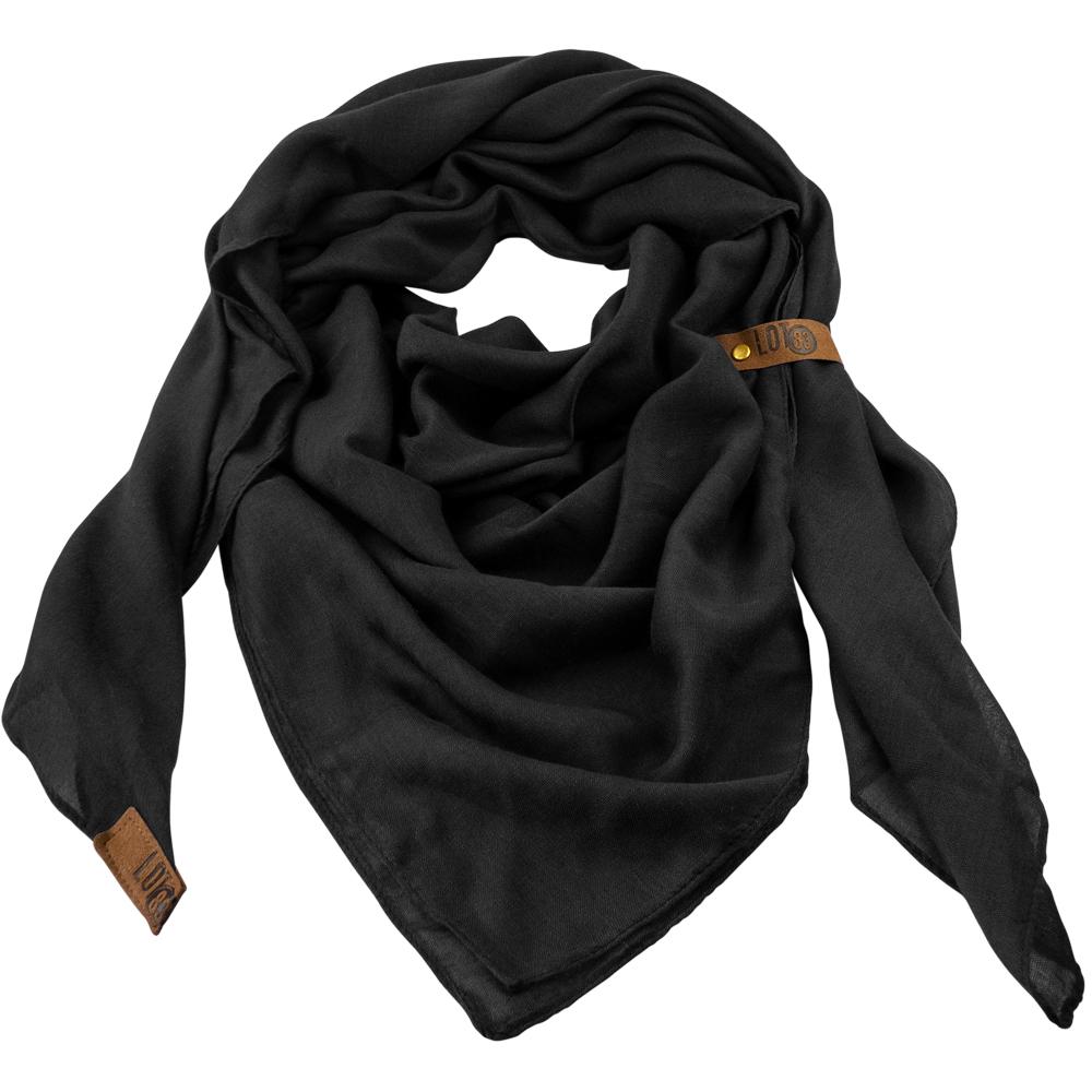 Sjaal Puk Zwart