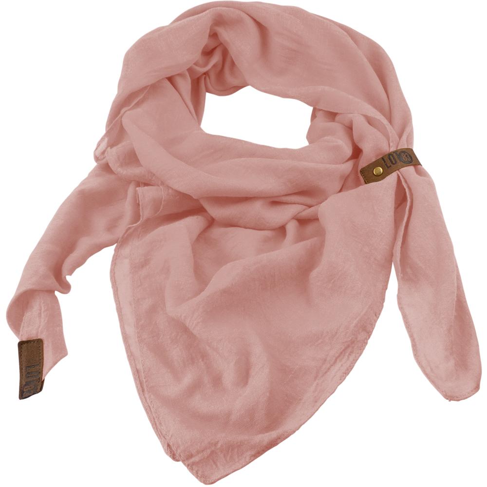 Sjaal Puk Roze
