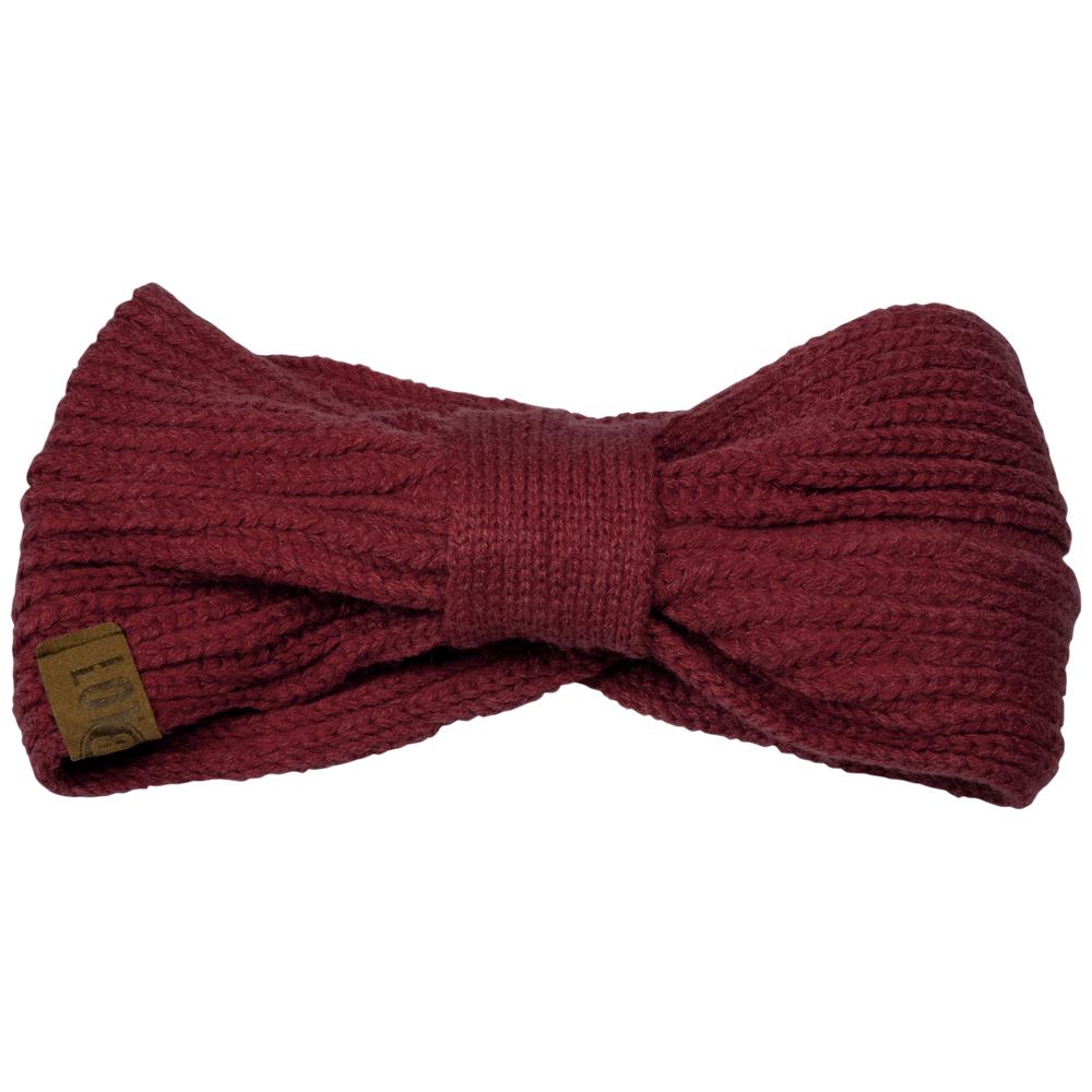 Haarband, Wijnrood, Lot83