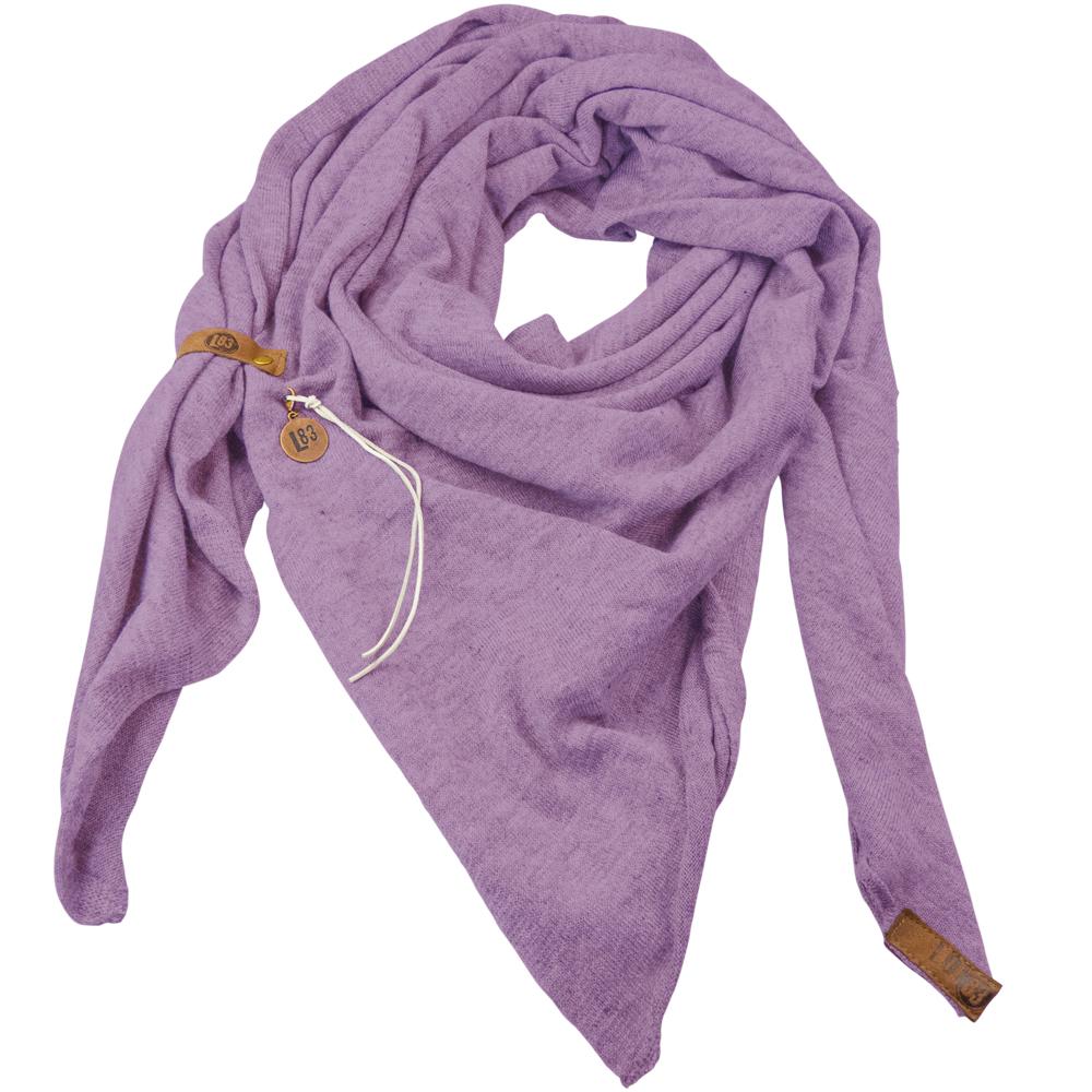 lila, lot83, fien, sjaal
