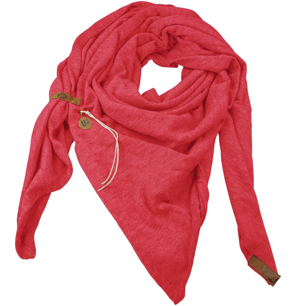 Sjaal Fien Pink