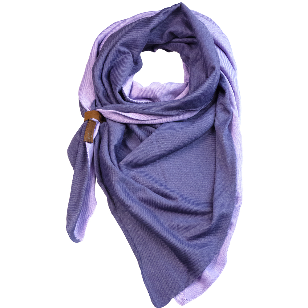 Scarf Fien Twin Lilac/ Violet