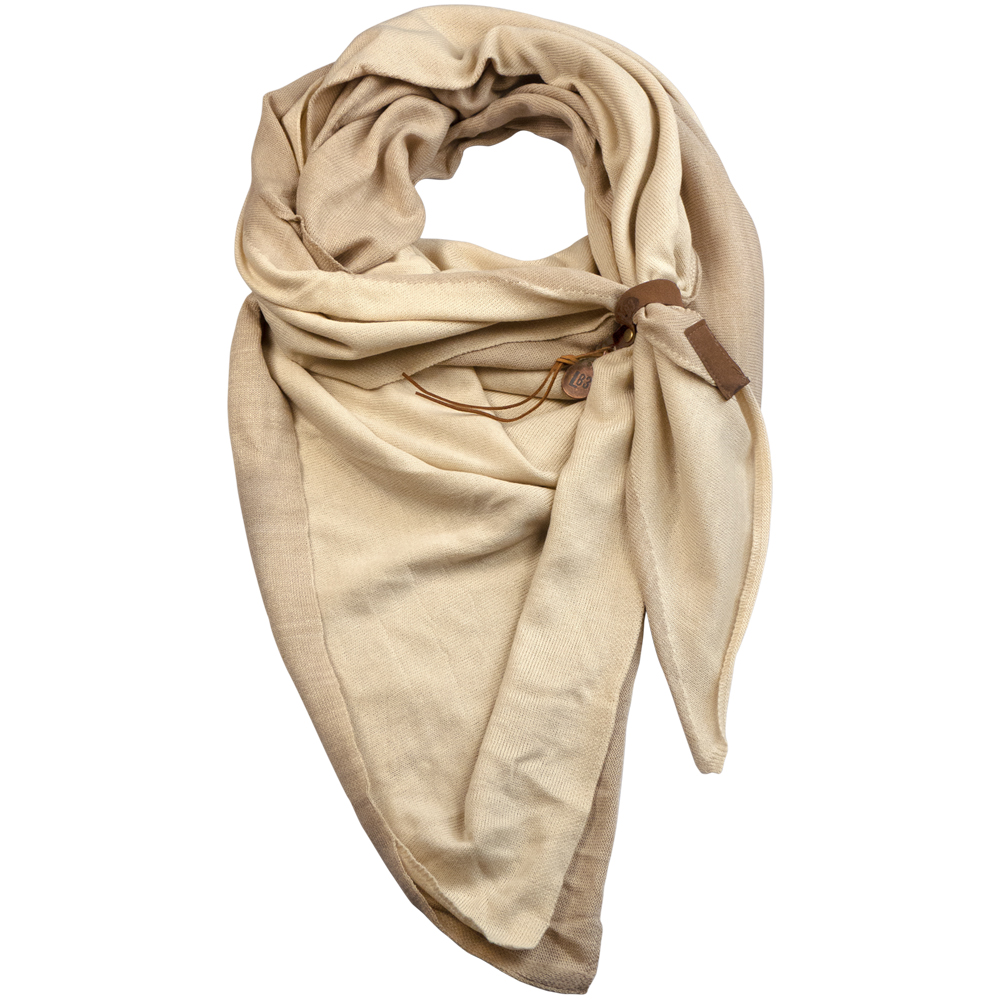 Scarf Fien Twin Offwhite/Sand